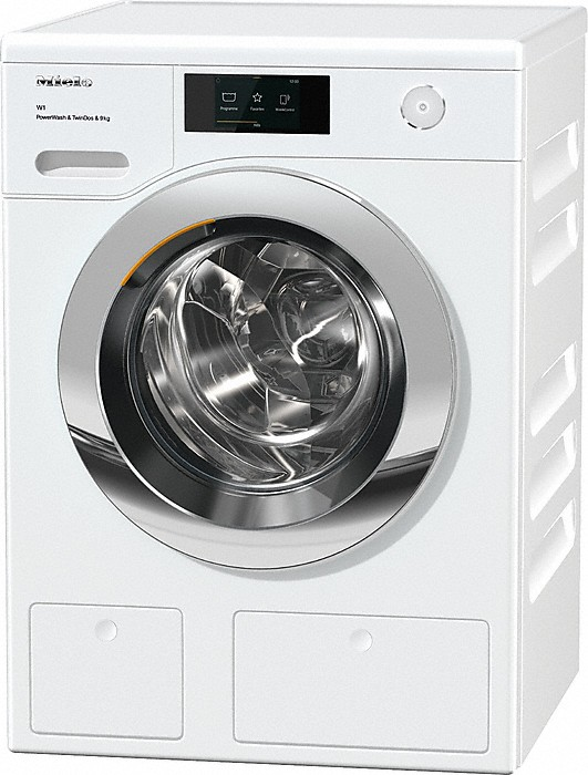 Miele Waschmaschine Frontlader W1 Chrome Edition WCR860WPS ...