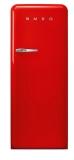 smeg Standkühlschrank mit Gefrierfach Retro Style FAB28RRD3